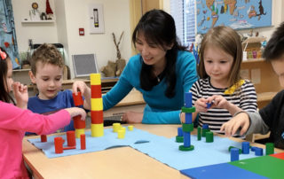 The best Montessori preschool in Union City is in Niles